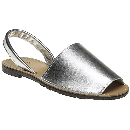 Sole Sandals Silver Toucan Toucan Metallic Sole Sandals zP6rzxq1