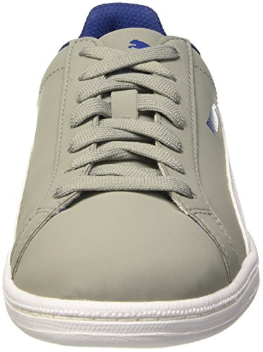 Puma Jr Smash Fun Buck Baskets Mode, Limestone/Bianco, 38.5