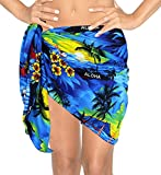 Caribbean-SWISMUIT-Beachwear-Cruise-Swimwear-Short-Skirt-Wrap-Scarf-Half-Sarong-Spring-Summer-2017