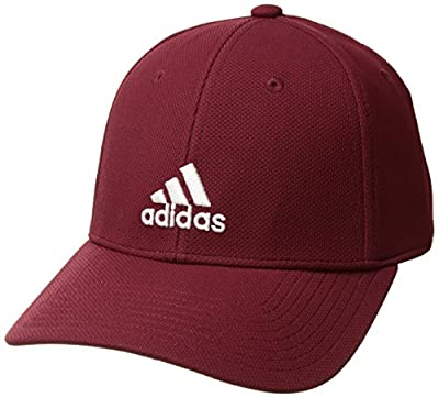 adidas Men's Rucker Stretch Fit Cap by Agron Hats & Accessories