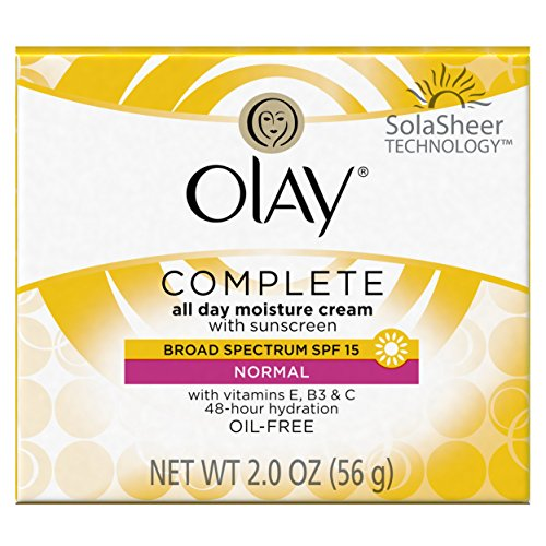 Olay Complete Moisture Cream Ounce