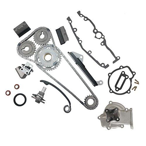(MOCA Timing Chain Kit w/Water Pump for 1991-1999 Nissan Sentra, 1995-1998 Nissan 200SX, 1991-1993 Nissan NX 1.6L L4 DOHC )