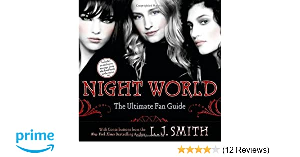 amazon com night world the ultimate fan guide 9781442402843 rh amazon com Monster Hunter Ultimate Guide The Ultimate Guide Percy Jackson