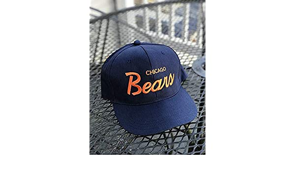 e2093030592ab ... promo code for chicago bears snapback hat cap vintage 90s christmas  vacation clark griswold design at
