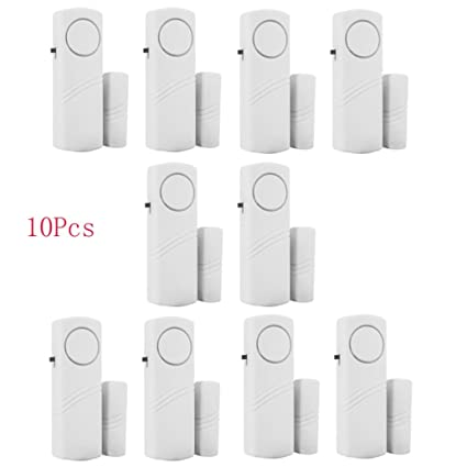 Amazon.com: SHL Anti-theft Alarm Sensor, Wireless Home ...