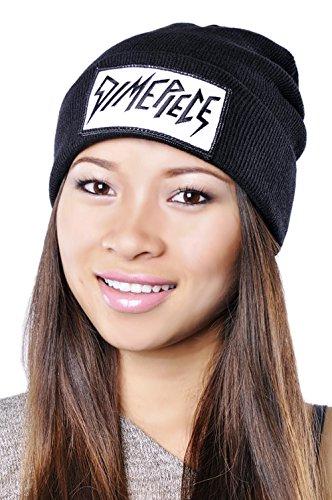 2db4b5240b5 Dimepiece LA Swag Hustler Square Logo Knit Beanie Hat Cap - Buy ...