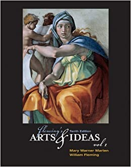 Book Fleming's Arts and Ideas, Volume I (with CD-ROM and InfoTrac) by Mary Warner Marien (2004-07-13)