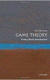 Playing for real a text on game theory 9780195300574 economics game theory a very short introduction fandeluxe Choice Image