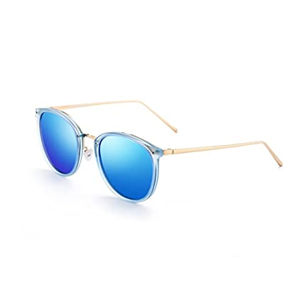 YQ QY Gafas De Sol Gafas Polarizadas Gafas Retro Anti-reflejo Durable Unisex (Color