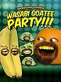 Clip: Annoying Orange - Wasabi Goatee Party