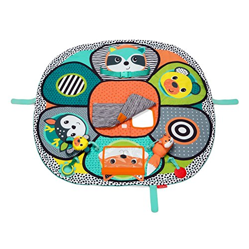 Infantino Play Amp Away Cart Cover Amp Play Mat Woodland