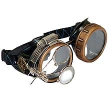 Steampunk Victorian Goggles welding Glasses diesel punk--gcg