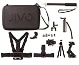 Jivo Go Gear Accessory Kit For Gopro And Action Camera