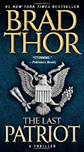 Brad thor new book release date