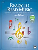 Ready to Read Music, Jay Althouse, 0739096702