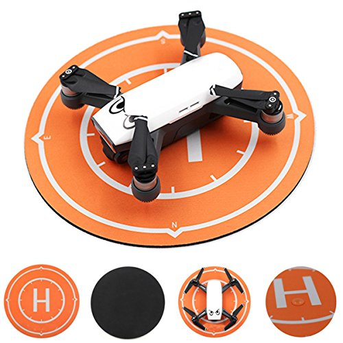 LaDicha 2Pcs Drone Parking Delantal 25Cm Impermeable Portátil ...