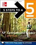 5 Steps to a 5 AP Environmental Science, 2012-2013 Edition 9780071751995
