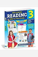 Reading for 3rd Grade - 200 Essential Reading Skills (Reading Eggs) Flexibound