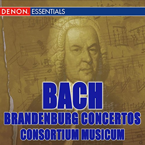 Concerto No. 3 In G Major, BWV...