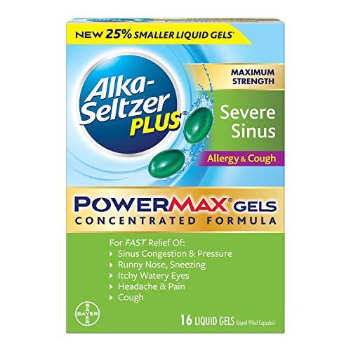 Alka Seltzer Maximum Strength PowerMax Medicine product image