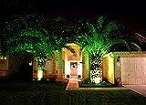 Solar Powered Laser Light Projector, Christmas