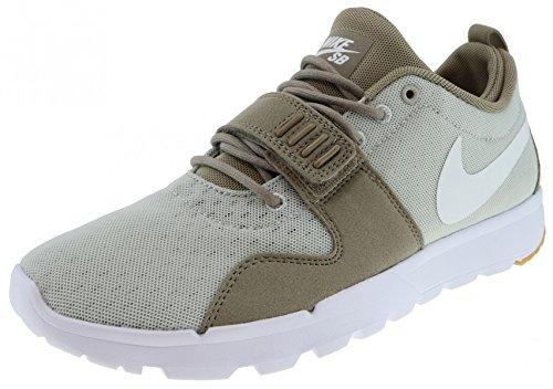 Nike Formateur Endossant Baskets Brun (brun (chd / Blanc Lght G Bn-lght Brwn))