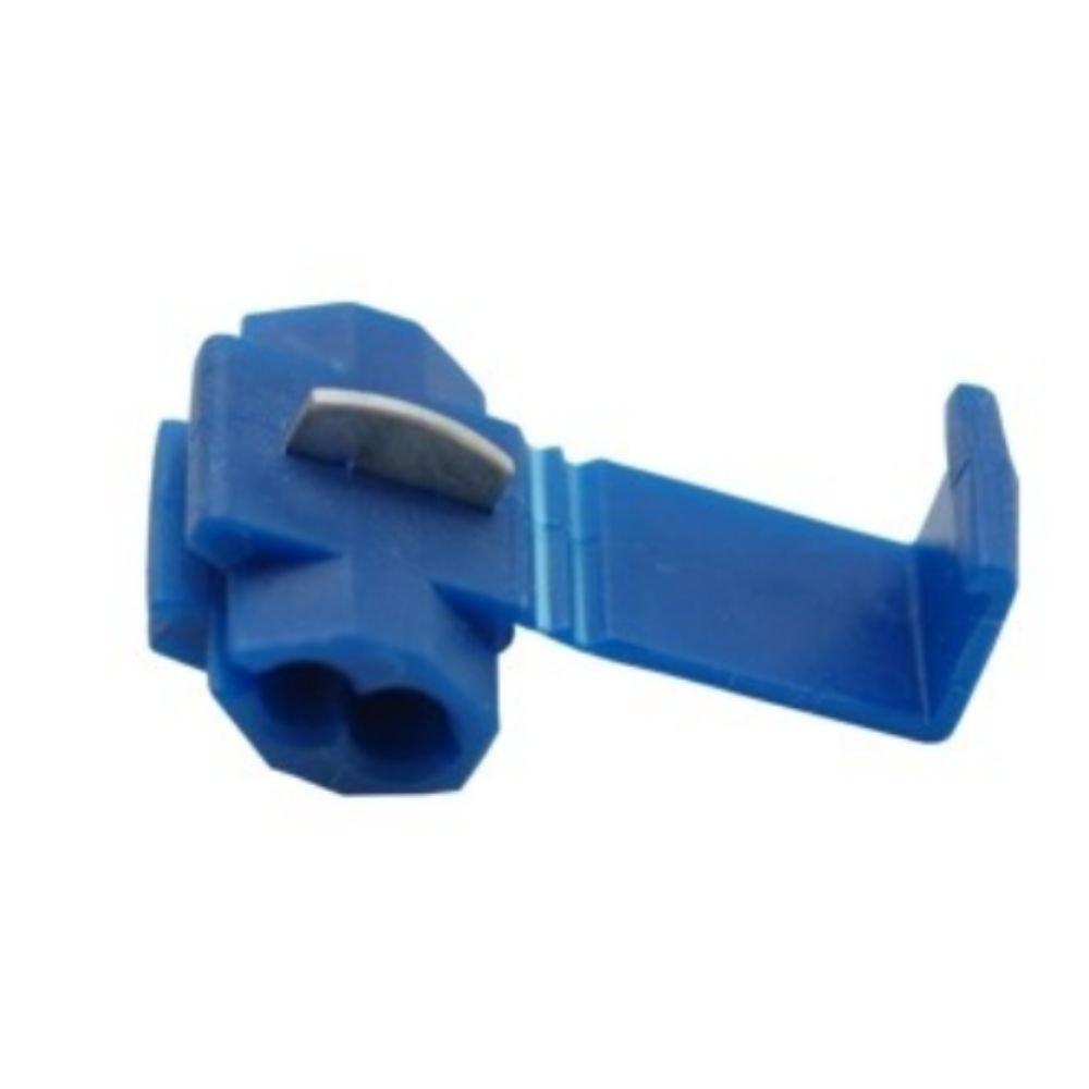 K24 – Conector de derivación (1,5-2,5 mm2, 25 unidades), color azul K24 - Abzweigverbinder