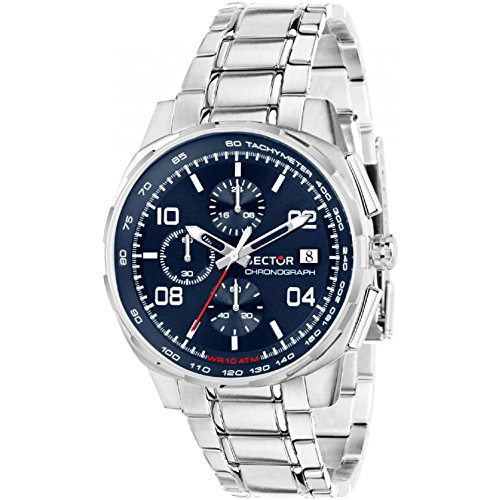SECTOR 89 44 mm CHRONOGRAPH MEN'S WATCH