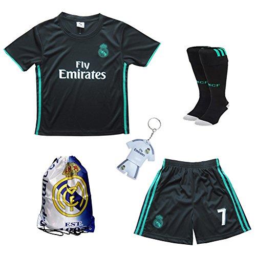 san francisco 8a830 9deea GamesDur 2017/2018 Real Madrid Cristiano Ronaldo #7 ...
