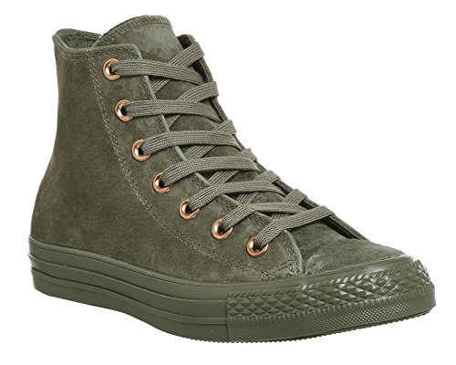 Olive Zapatos lona unisex Rose Burnt Crystal Taylor de Chuck Converse Exclusive All Star I1q1zHg