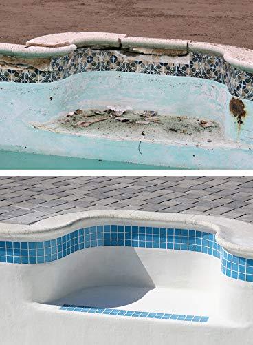 [해외구매대행 ] Sider Pool Tile Grout Repair - 3 lb - White