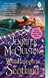 What Happens in Scotland (Second Sons) by Jennifer McQuiston (2013-03-19) by  Unknown in stock, buy online here