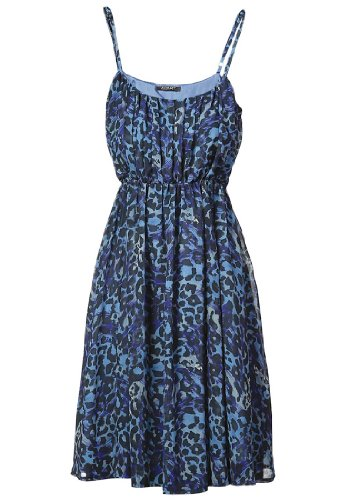 APART Fashion - Robe en crêpe - bleu cobalte