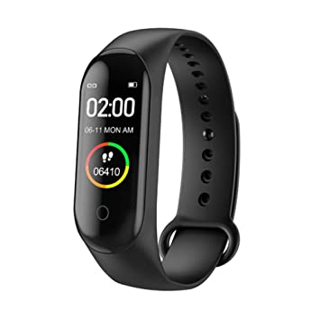 Reloj inteligente de Ango, pulsera de actividad deportiva ...