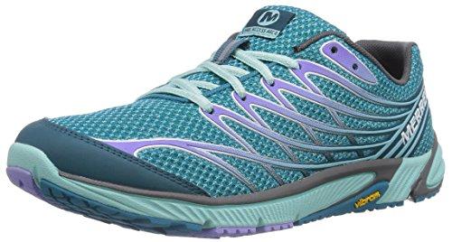 Merrell Women's Bare Access Arc 4 Trail Running Shoe,Algiers/Pilot Purple,10 M US ()