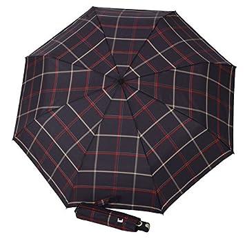 Paraguas plegable antiviento doppler carbonsteel 5 años garantia