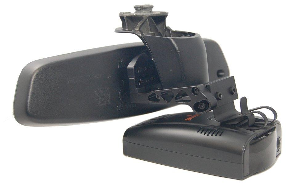 Looks Factory Installed Made in USA BlendMount BNR-2027 Corvette C7 Aluminum Radar Detector Mount for Uniden R1//R3 Patented Design