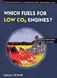 Which Fuels for Low Co² Engines?, Duret, Pierre and Montagne, Xavier, 271080851X