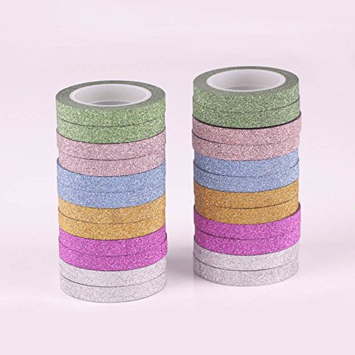 Glitter Sparkle Scrabooking Christmas Wrapping product image