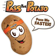 Move2Play Pass The Potato Game, Hilarious Talking Game For Kids, Family's, & Birthday