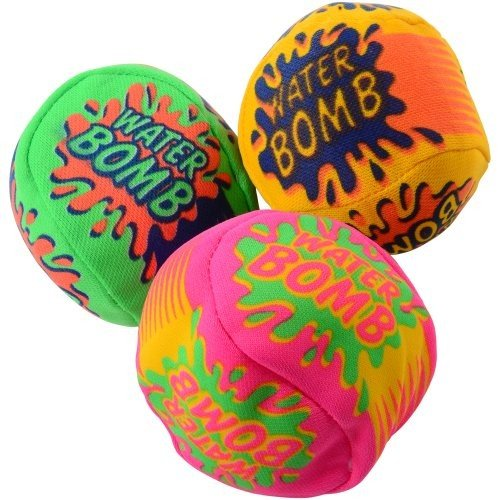 SPLASH BALLS, Sold By Case Pack Of 7 Dozens