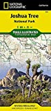 Front cover for the book Trails Illustrated Map: Joshua Tree National Park by National Geographic Maps - Trails Illustrated