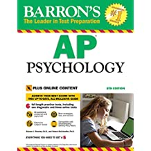 Barron's AP Psychology: with Bonus Online Tests