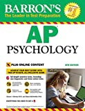 img - for Barron's AP Psychology with Online Tests book / textbook / text book