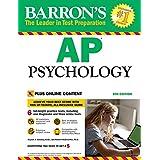 Barron's AP Psychology: with Bonus Online Tests