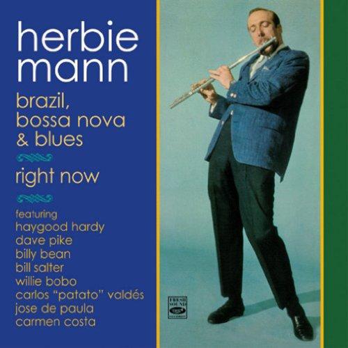 Herbie Mann. Brazil, Bossa Nov...
