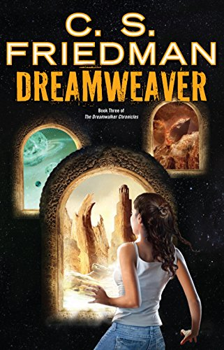 Dreamweaver (Dreamwalker Book 3)