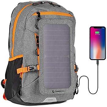 Amazon.com: Sunnybag Explorer+ Solar Backpack | World's