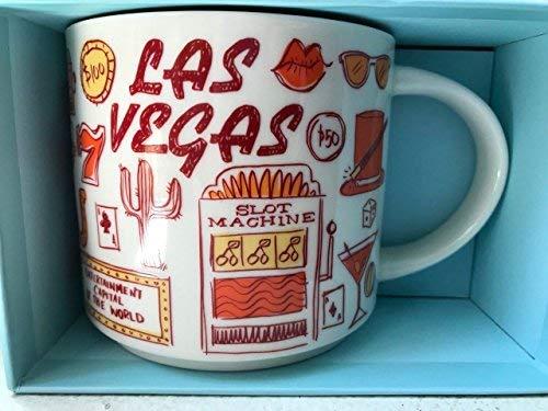 (Starbucks Coffee Mug - Been There Series Across The Globe (Las Vegas) )