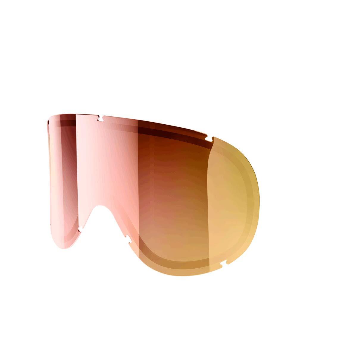 POC Retina Big Clarity Lens Remplacement vitre Taille Unique